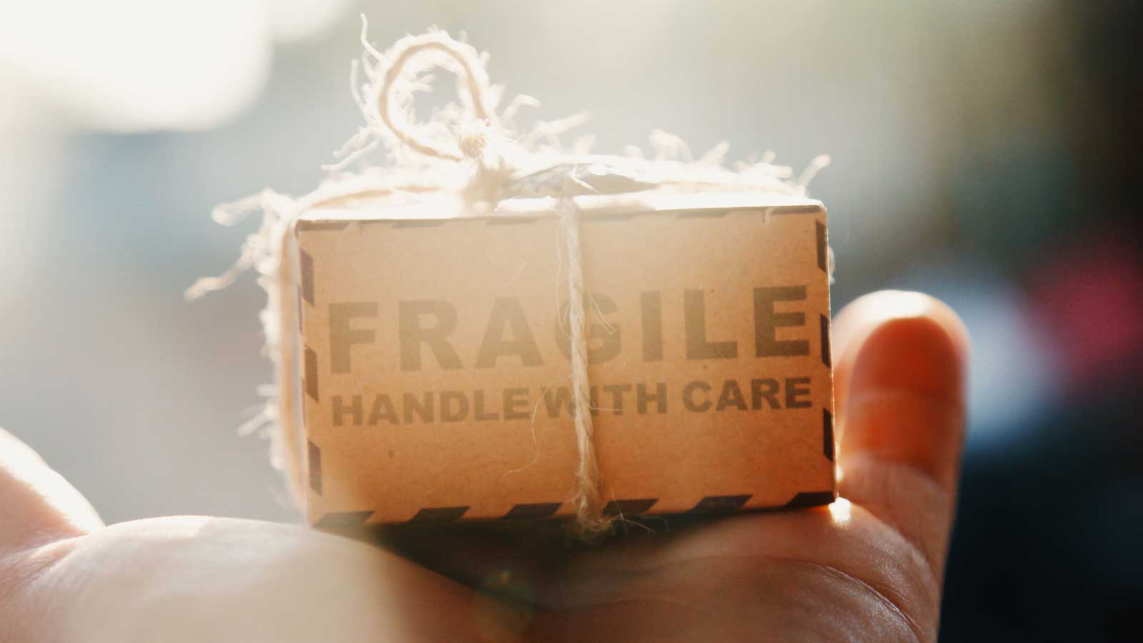 deliverability handle with care