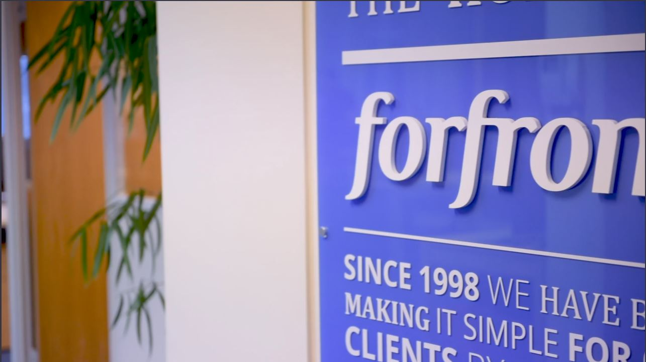 forfront recruitment video