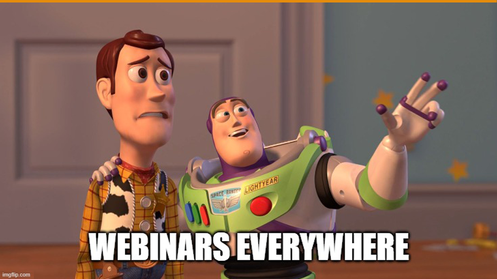 The e-shot webinar webinar - watch the video