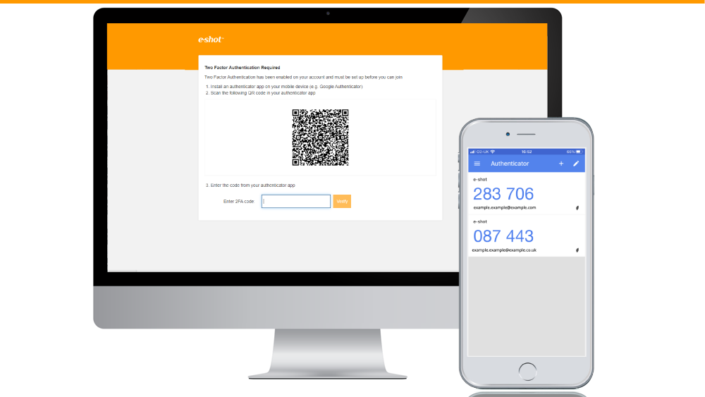 Introducing 2 Factor Authentication